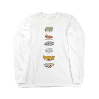 Fish or Newt? (reprise) ロングスリーブTシャツ