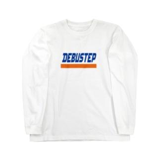 DEBUSTEP ロングスリーブTシャツ