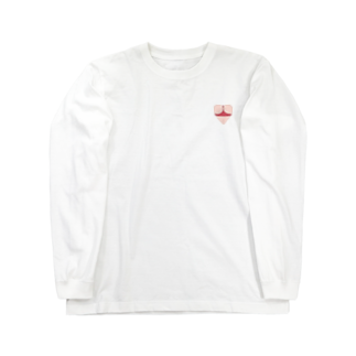 Mukade byの🍑❤ ロングスリーブTシャツ