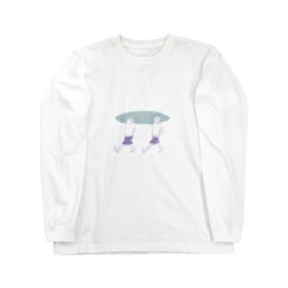 サーフボーイズ ロングスリーブTシャツ