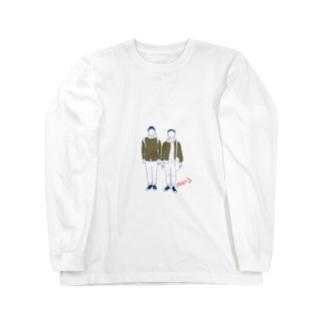ボーイズ ロングスリーブTシャツ
