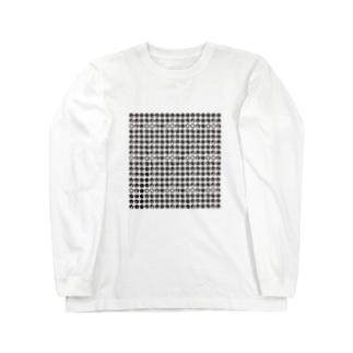 うずまき ロングスリーブTシャツ