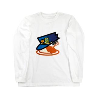 パ紋No.3081 奥 ロングスリーブTシャツ