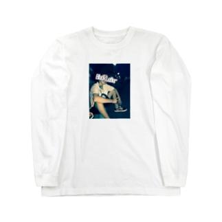 g ロングスリーブTシャツ
