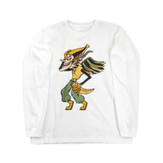 BANANA ロングスリーブTシャツ