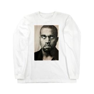Dead man△ ロングスリーブTシャツ