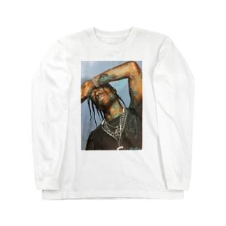🥀🌩 ロングスリーブTシャツ