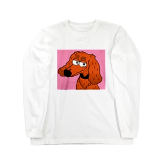 mydog2 ロングスリーブTシャツ