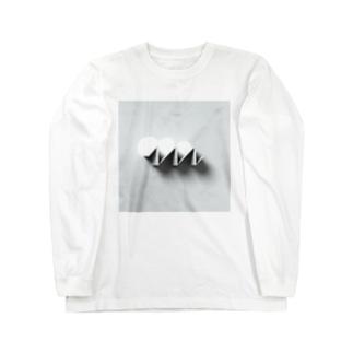 3DグラフィックL/S ロングスリーブTシャツ