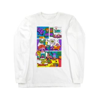 🔫BON🔫 ロングスリーブTシャツ