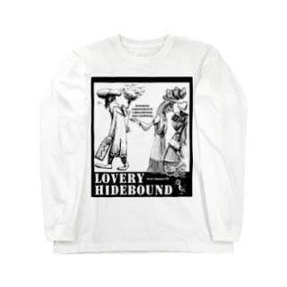 へんくつ ロングスリーブTシャツ