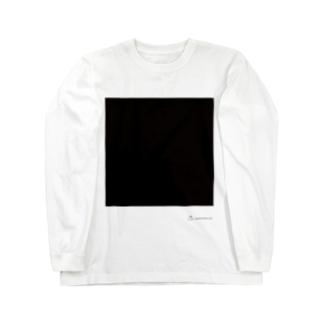 まえばり(全体) ロングスリーブTシャツ