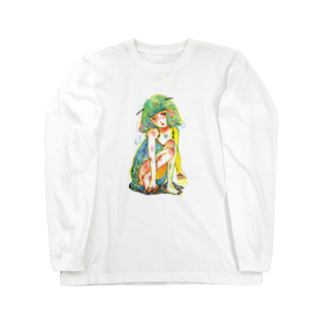 福井伸実の危うい天使ちゃんロングスリーブTシャツ