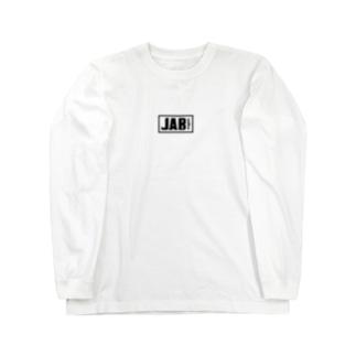 jab endless ロングスリーブTシャツ