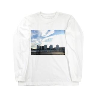 4棟 ロングスリーブTシャツ