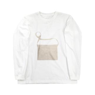 サコッシュ ロングスリーブTシャツ