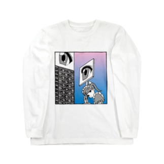 Otaku Meme.png ロングスリーブTシャツ