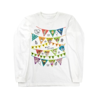 FirstBirthday!! ロングスリーブTシャツ