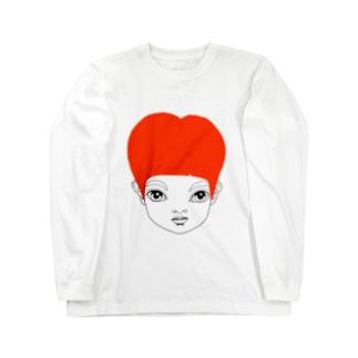 RED HEAD ANGE ロングスリーブTシャツ