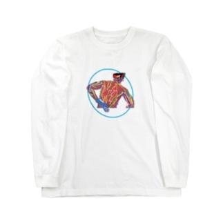 man ロングスリーブTシャツ