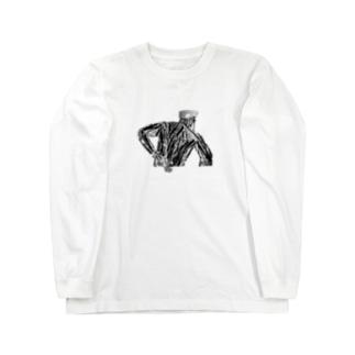 mmn ロングスリーブTシャツ