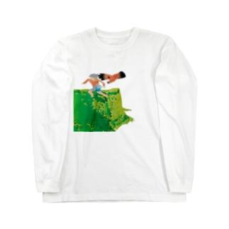 thin ロングスリーブTシャツ