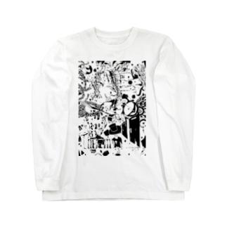 Siren ロングスリーブTシャツ