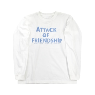 ATTACK ロングスリーブTシャツ