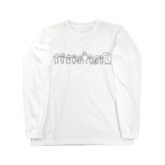 愉快な1章 ロングスリーブTシャツ
