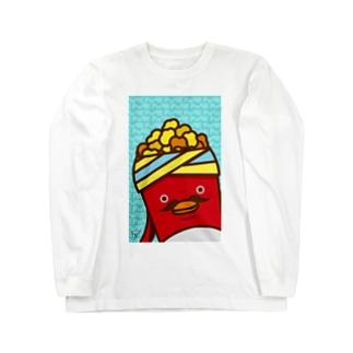 POPE-Curry- ロングスリーブTシャツ