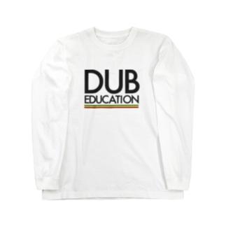 004 education ロングスリーブTシャツ