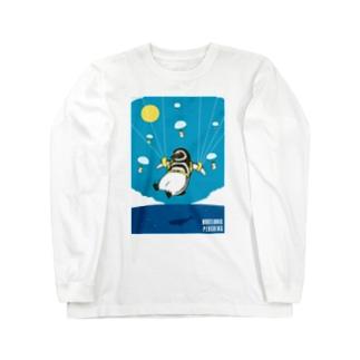 マゼランペンギン ロングスリーブTシャツ