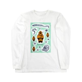 DIVER'S DREAM ロングスリーブTシャツ