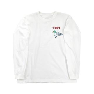 TORI ロングスリーブTシャツ