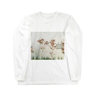 植木 ロングスリーブTシャツ
