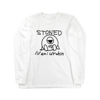 うにちゃん ロングスリーブTシャツ