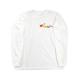 I like it. ロングスリーブTシャツ