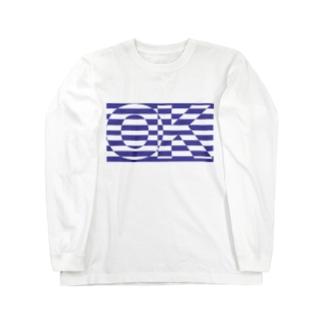 OK 2017 ロングスリーブTシャツ