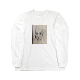 ハダカウサギ ロングスリーブTシャツ