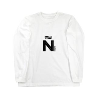 Ñiooo ロングスリーブTシャツ