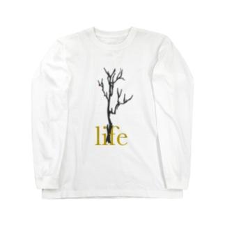 life ロングスリーブTシャツ