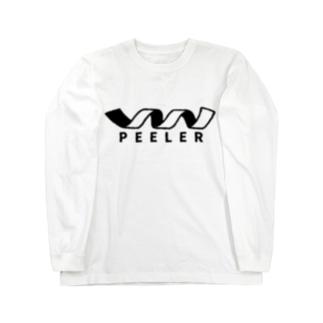 PEELER - 03 ロングスリーブTシャツ