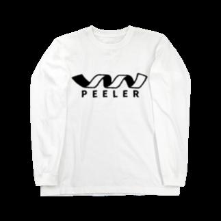 MaritaのPEELER - 03 ロングスリーブTシャツ