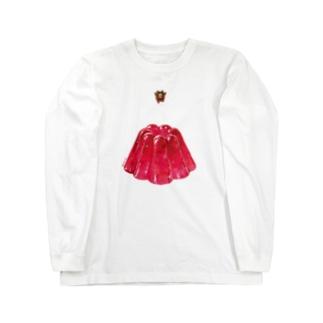 jelly ロングスリーブTシャツ