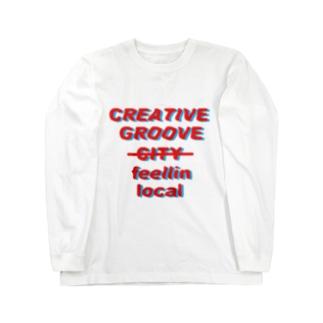 CGFL ロングスリーブTシャツ