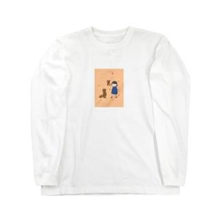 j ロングスリーブTシャツ