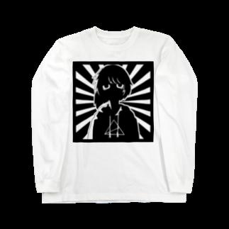 anica storeのanica illustロングスリーブTシャツ