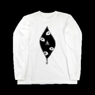 anica storeのmie+anica ver.01ロングスリーブTシャツ