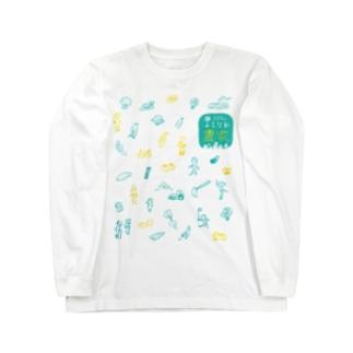 まちなか農家®Tシャツ ロングスリーブTシャツ