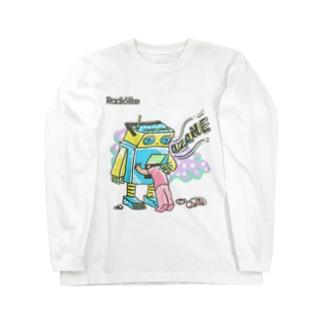 OZONE ROBOT ロングスリーブTシャツ